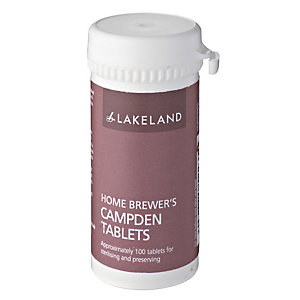 Home Brewer's Campden Tablets (Approx. 100)
