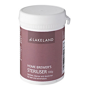 Home Brewer's Equipment Steriliser 100g