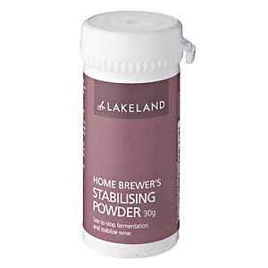 Home Brewer's Stabilising Powder 30g