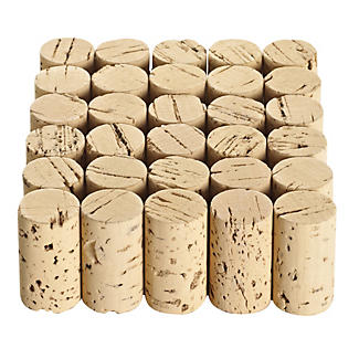 Home Brewer's 30 Standard Wine Bottle Corks