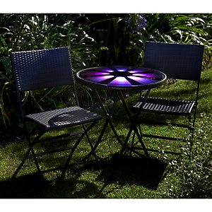 Aruba Solar Bistro Set