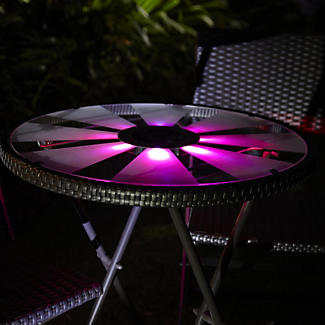 Aruba Solar Bistro Set alt image 5