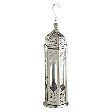 marokkanische laterne gro in garten beleuchtung und ornamente bei lakeland deutschland. Black Bedroom Furniture Sets. Home Design Ideas