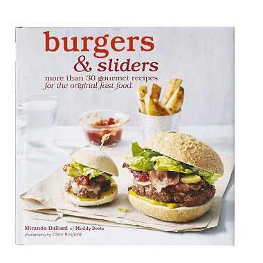 Burgers and Sliders Book