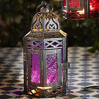 Traditional Lantern Purple