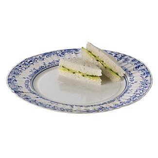 8 Party Porcelain Plates