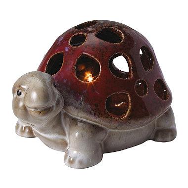 Ceramic Solar Tortoise