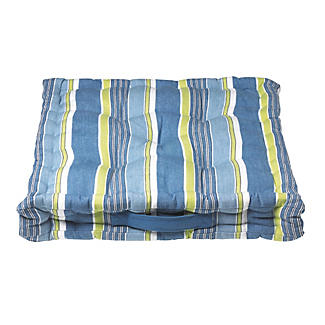 Summer Stripe Cushion