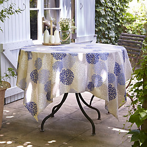 Floral Bistro Tablecloth