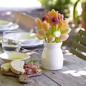 Flower Power Fruit Vase
