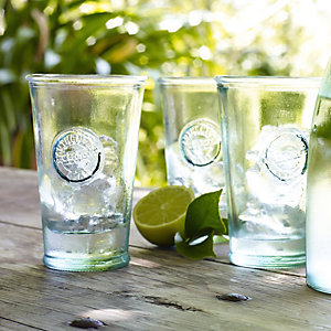 3 Authentic Recycled Tumblers