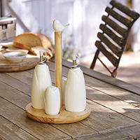 Birdy Condiment Set