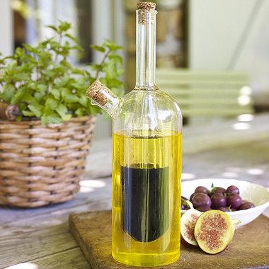 Duo Oil And Vinegar Bottle