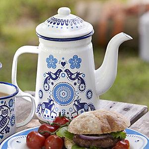 Folklore Teapot