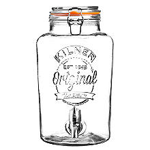 Kilner® 8 Litre Drinks Dispenser
