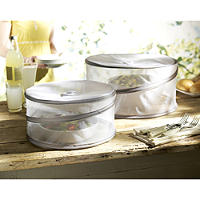 Pack of 2 Pop-Up Food Covers