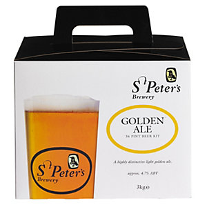 St Peter's Golden Ale