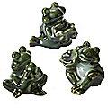 Frog Chorus Trio