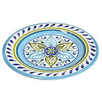 Riviera Melamine Dinner Plate