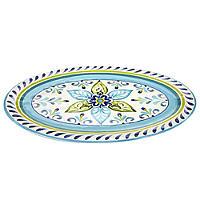 Riviera Melamine Oval Platter