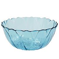 Blue Daisy Salad Bowl