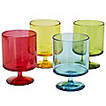 4 Stacking Goblets