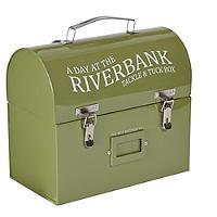 Riverbank Tackle and Tuck Box