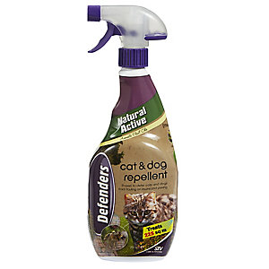 Cat and Dog Repellent