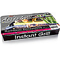 Asado Disposable Instant Barbecue Grill Large - Charcoal