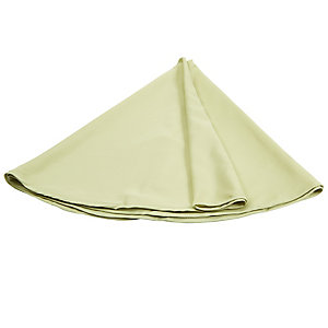 Leaf Green Tablecloth Round