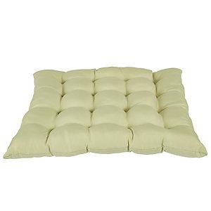 Leaf Green Weatherproof Cushion