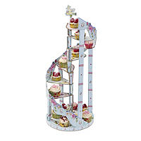 Truly Scrumptious Staircase Cake Stand