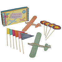 Wooden Plane Game