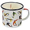 Hook Line & Sinker Enamel Mug