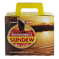 Woodforde's Sundew Real Ale Kit