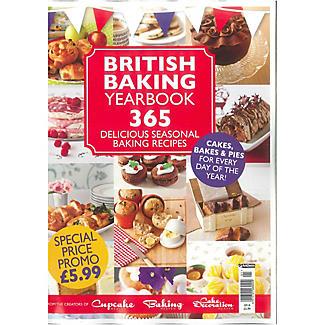 British Baking Yearbook