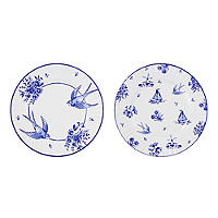 Party Porcelain 8 Plates