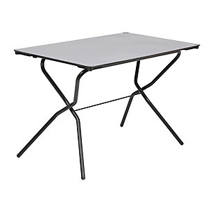 Lafuma Foldaway Table 110x68 Stone