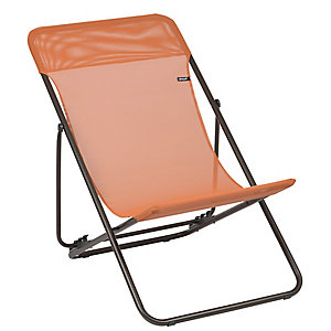 Lafuma Deck Chair Potiron