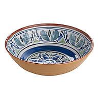 Toscana Range Melamine Unbreakable Picnicware - Salad Serving Bowl