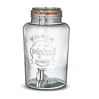 Kilner® 5 Litre Drinks Dispenser