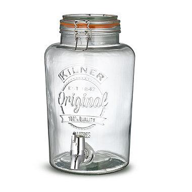 Kilner® 8 litre drinks dispenser