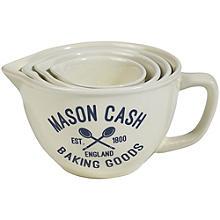 Mason Cash Varsity 4 Measuring Cups & Jugs Set