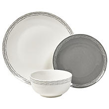 12-Piece Dotty Dinner Set