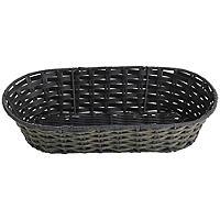 Rustic Oval Basket