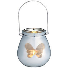 Pearlescent Butterfly Lantern