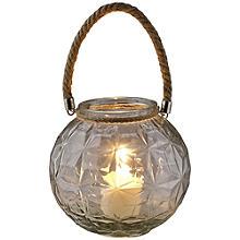 Star Glass Lantern