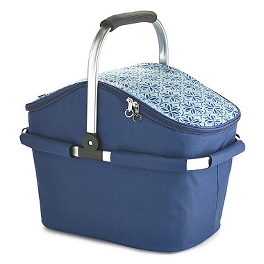 Toscana Range Insulated Picnic Basket Cool Bag 22L