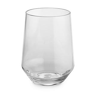 Party Proof Plastic Unbreakable Glassware - Drinks Tumbler Glass