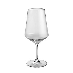 Party Proof Plastic Unbreakable Glassware - Large Wine Goblet 560ml